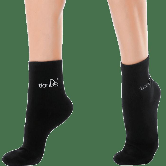 Ponožky s bodovou turmalínovou vrstvou